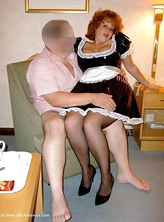 amateur french maid